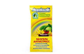"""Экогель """"Антистресс"""" Агрикола, 20 мл. Активатор роста растений"""